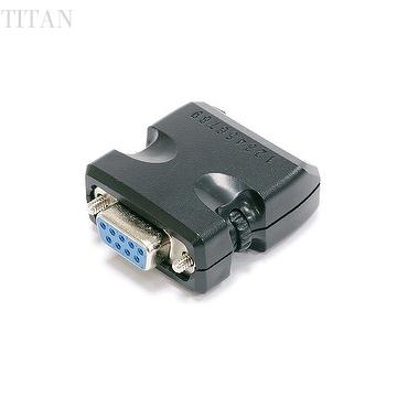 TB-99 DB9 Female to 9-Pin Terminal Block Converter