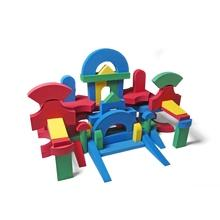 EVA Big size building block set C 21 shapes 262 pcs