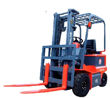 1.5 to 2.5T Advanced Electric Forklift with AC Stepless Inverter and Full Hydraulic Power Steering