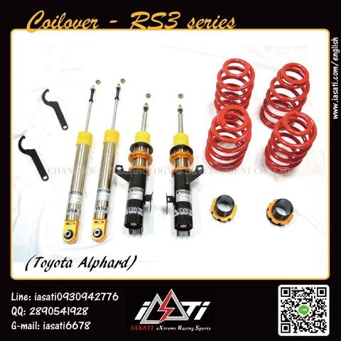 Taiwan For Toyota Alphard Coilovers suspension strut kits