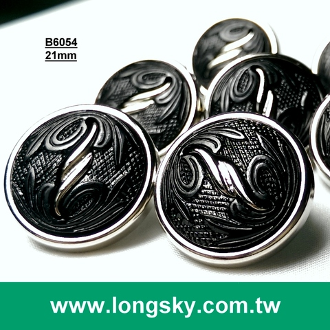 (#B6054/34L) Taiwan High Quality Fashion Combined Button Manufacturer,apparel  accessories  button