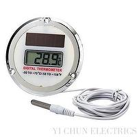 Solar Powered Thermometer_RT-352