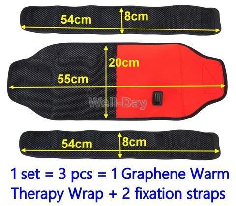 Graphene Multi Purpose Warm Therapy Wrap