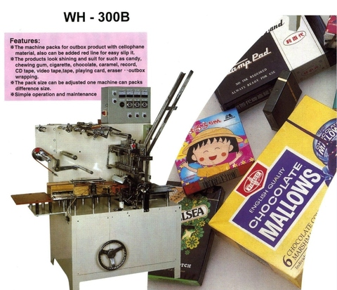 Box Over-Wrapper WH-300B