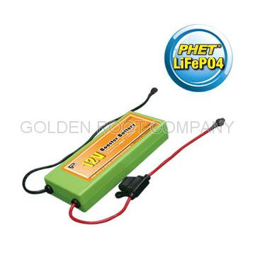 Taiwan 【GOLDEN ROOT】12V Booster Battery -Ultra Power