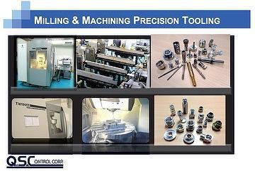 Taiwan MILLING & MACHINING PRECISION TOOLING | Q.S.CONTROL ...