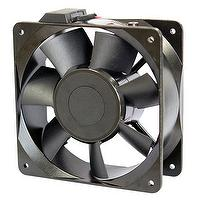 Built-in Anti-Burnout Device and Low Electrical Interference.  AC Axial Fan  Size:Ø160x160x62mm   ■A16062-S