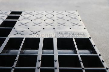 Skid Guard Walkway Deck