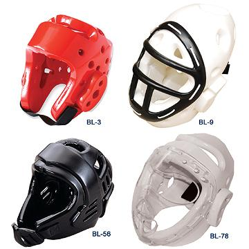 NBR Dipped Foam Head Guards