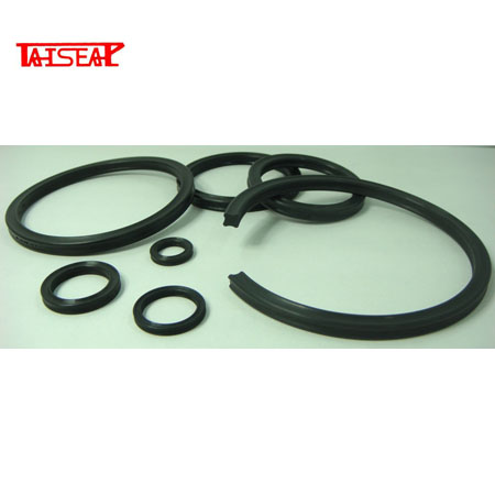 Mechanical Oil Seal Components Rubber X-ring