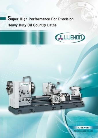 Heavy Duty Oil Country Lathe manufacture(Taiwan)