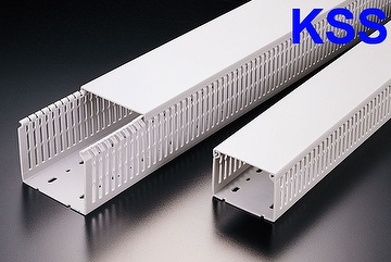 taiwan kss wiring duct slotted taiwantrade com rh taiwantrade com  panduit slotted wall wiring duct