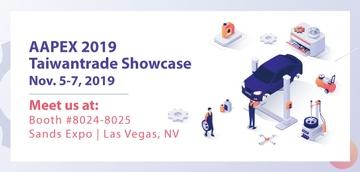 Meet Taiwntrade Com At Automotive Aftermarket Products Expo Aapex 2019 News On Taiwantrade
