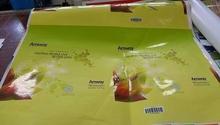 Water based opp/bopp/bopet/pet lamination adhesive