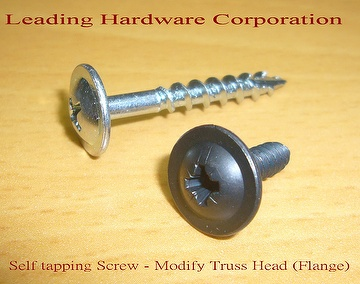 Self Tapping Screw- Modify Truss Head ( Flange Head)