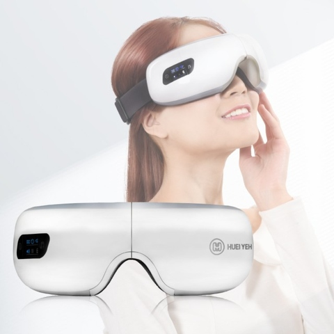 Stress release massage eye glasses