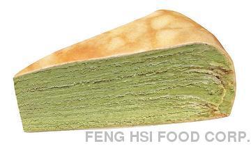 Mille Cake: Shizuoka Matcha Flavor