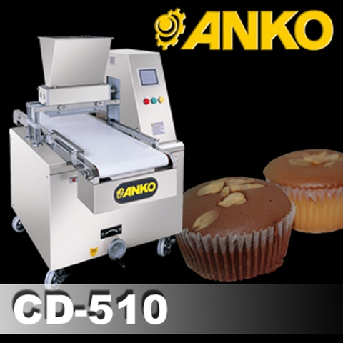 Automatic Cookie Depositing Machine