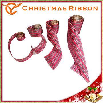taiwan wholesale custom tartan plaid christmas ribbon china victor international co ltd taiwantradecom - Plaid Christmas Ribbon