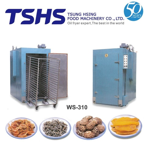 MIT High Quality Stainless Steel Food Dehydrating Machine