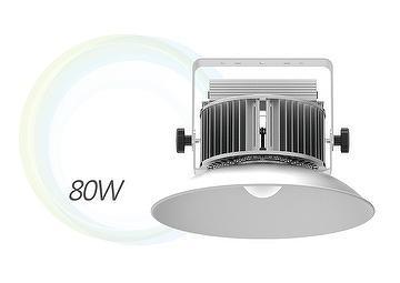 SN 80W Flood Light