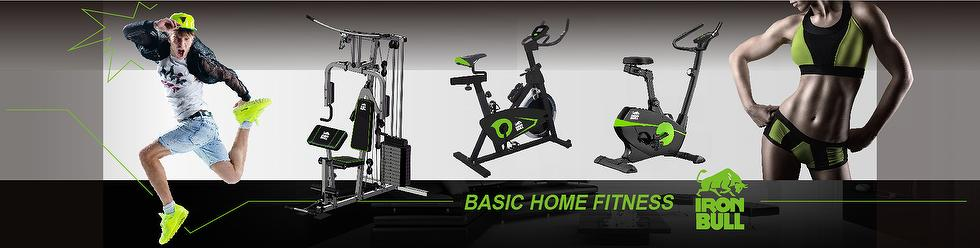 IRONBULL-BASIC HOME FITNESS