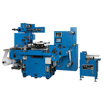 High Speed Die-Cutting Machine