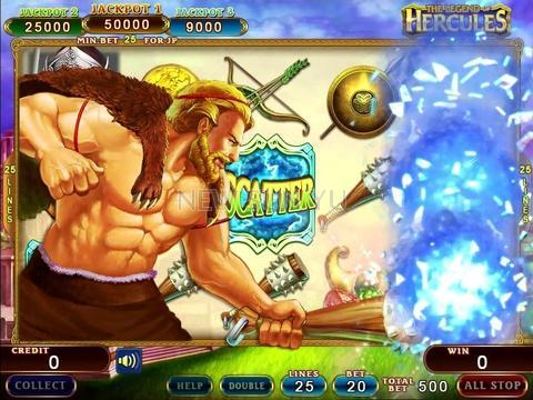 IGS 25Liners Casino games made in Taiwan