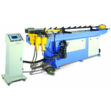 The reliable tube/pipe bender from Han Jie Machinery, the one you can trust