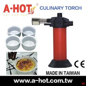 The home chef cooking flame torch