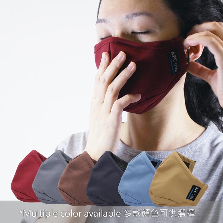 高过滤清呼吸口罩