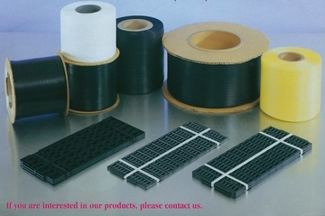 Static Dissipative PP Straps