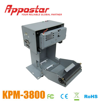 Appostar Printer Module KPM3800 Side View