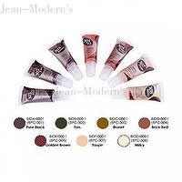 Permanent Makeup Creamy Pigment_jean-moderns