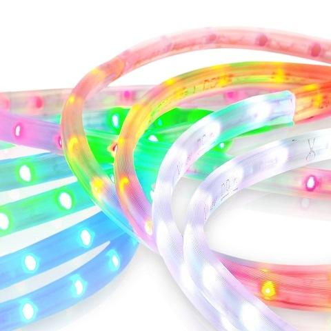 Durable Waterproof Multicolor 12V LED Strip Light