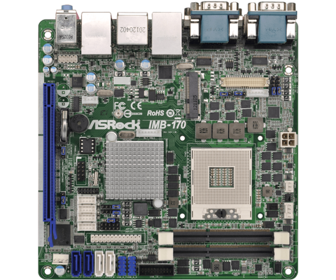 Intel i3/i5/i7 Mobile Motherboard