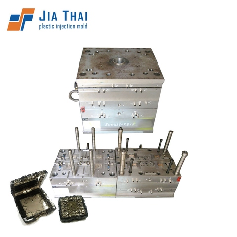 Taiwan Plastic injection cosmetic mould design manufacturer