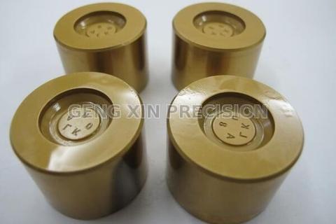 Taiwan Screw Punch Amp Recess Punch Moulds Geng Xin