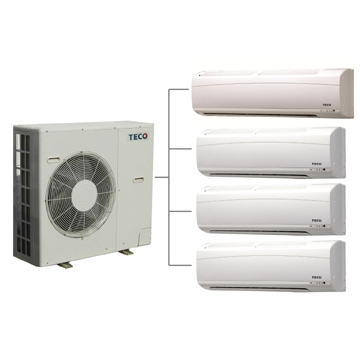 Smart Networked Inverter 1 to 4 Multi Air-Conditioner