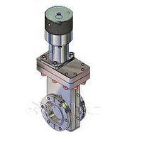 Manual Vacuum Gate Valve with CF Flange (Small)