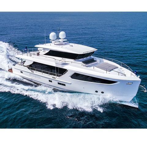 77feet luxury motor yacht