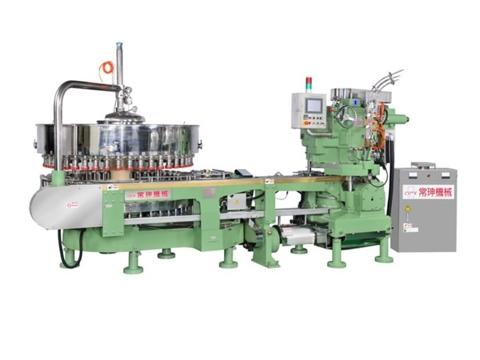 Automatic Filler and Seamer,Filling Machine