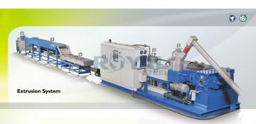 PET RECYCLING EXTRUDER