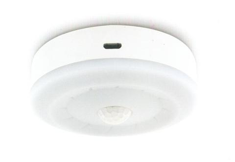 Round PIR Sensing Cabinet Light(Rechargeable)