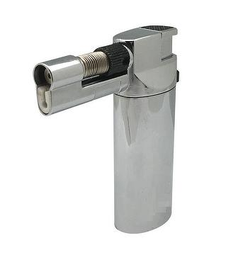Safety Lock Refillable Windproof cool Lighter