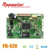 Appostar Printer Control Board PB520 Front View