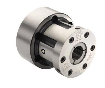 PULL TYPE COLLET CHUCK