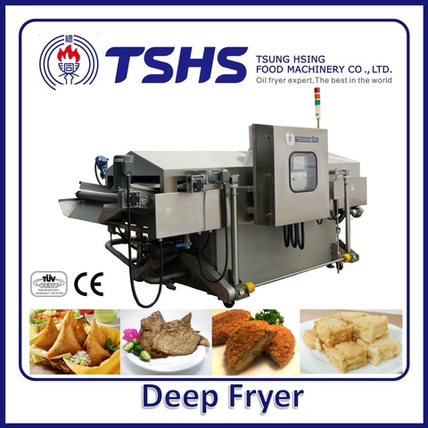 MIT Oil Capacity saving Nuts Gas Fryer
