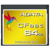 ADATA ISC3E 4GB/8GB/16GB/32GB/64GB Industrial-Grade SLC CFast Card