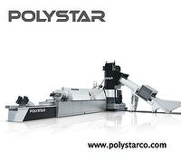 machine for plastic recycling